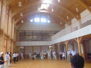 ホール1階